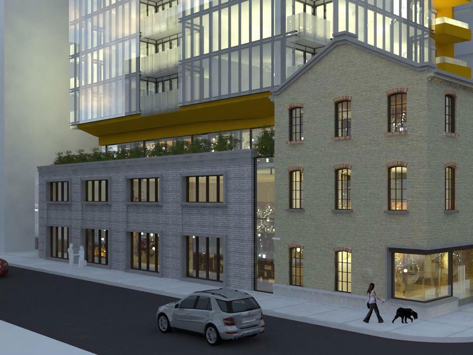 Adagio Condos Building