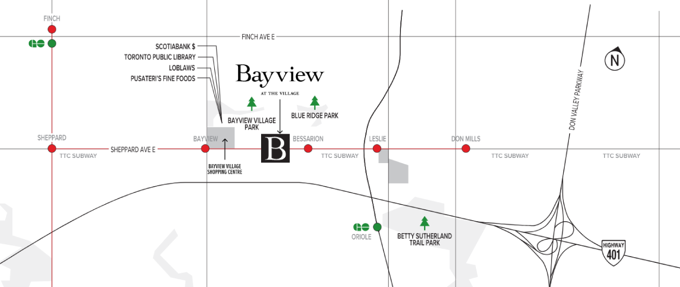 Bayview-at-the-village-location