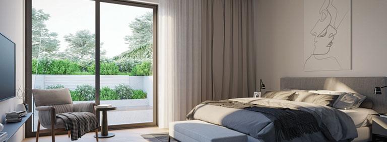 townhome-bedroom