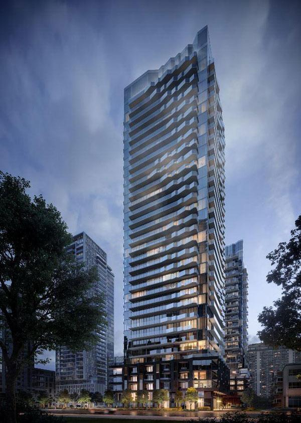 Untitled Condos Toronto Full Building