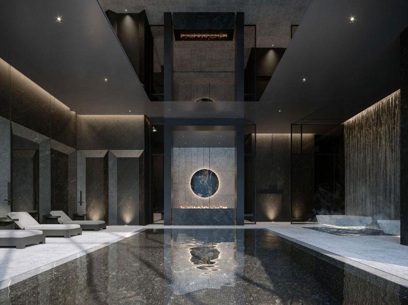 Untitled Condos Toronto Indoor Pool