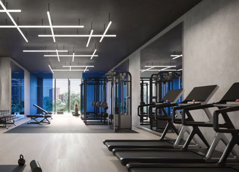 Artform Condos Gym