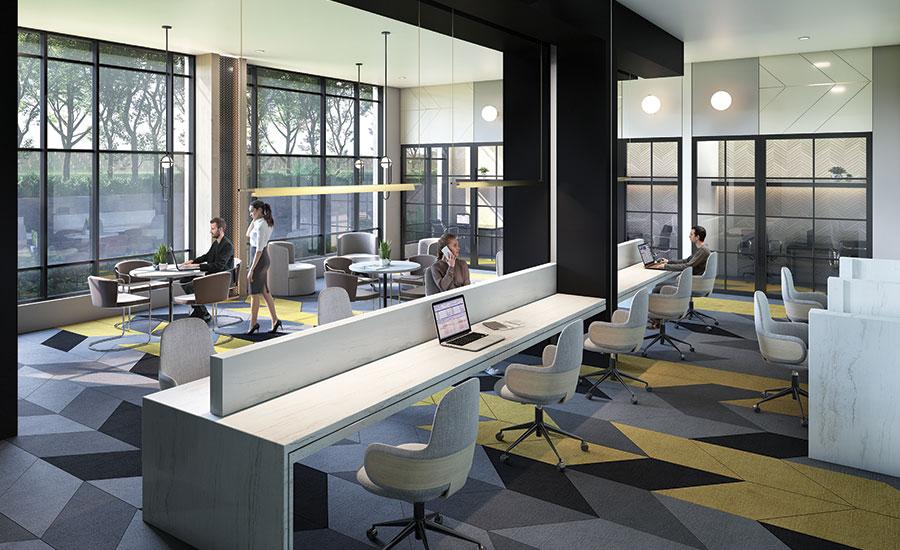 Butler Condo Communal Workroom