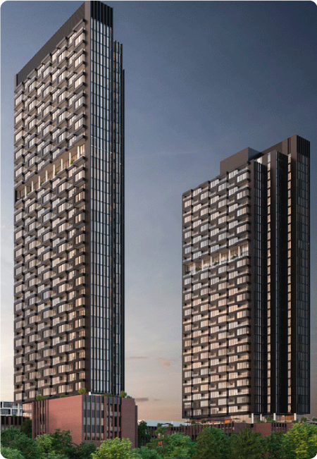 Crosstown Condos in Downtown Toronto