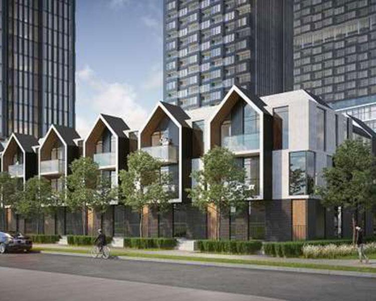 Crosstown Condo Building Amenitites