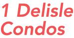 One Delisle Condos logo