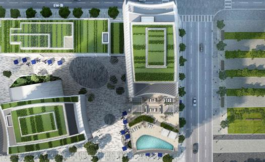 Lakeside Residence Floorplans
