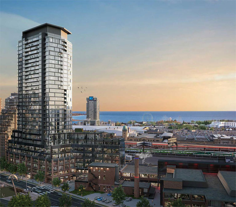 Liberty Market Towers Condos Highlights