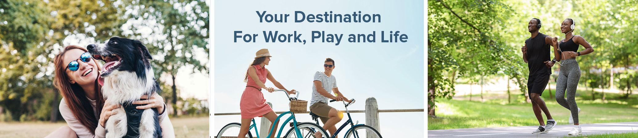 Martha James Live Work Play Work Destination
