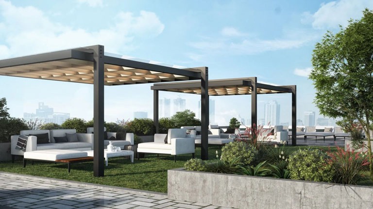 Nahid Kennedy Rooftop Terrace