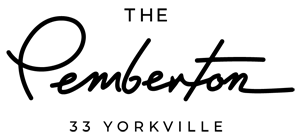 The Pemberton 33 Yorkville Toronto Logo
