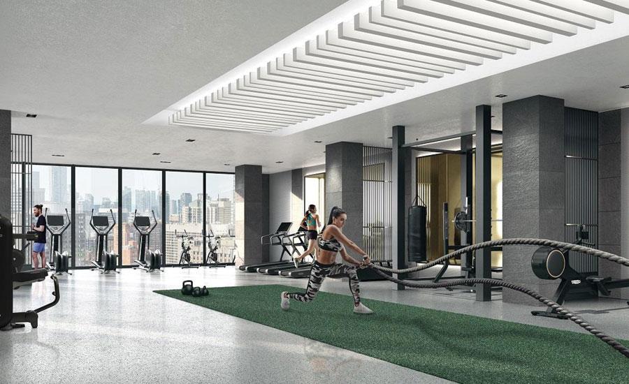 Prime Condos Gym