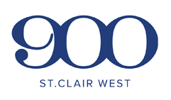 St Clair West Village Logo