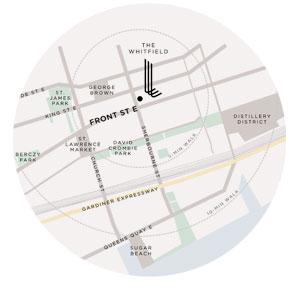 Walk Score and Transit Score - The Whitfield Condos