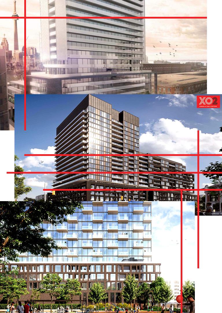 XO2 Urban Living in Toronto